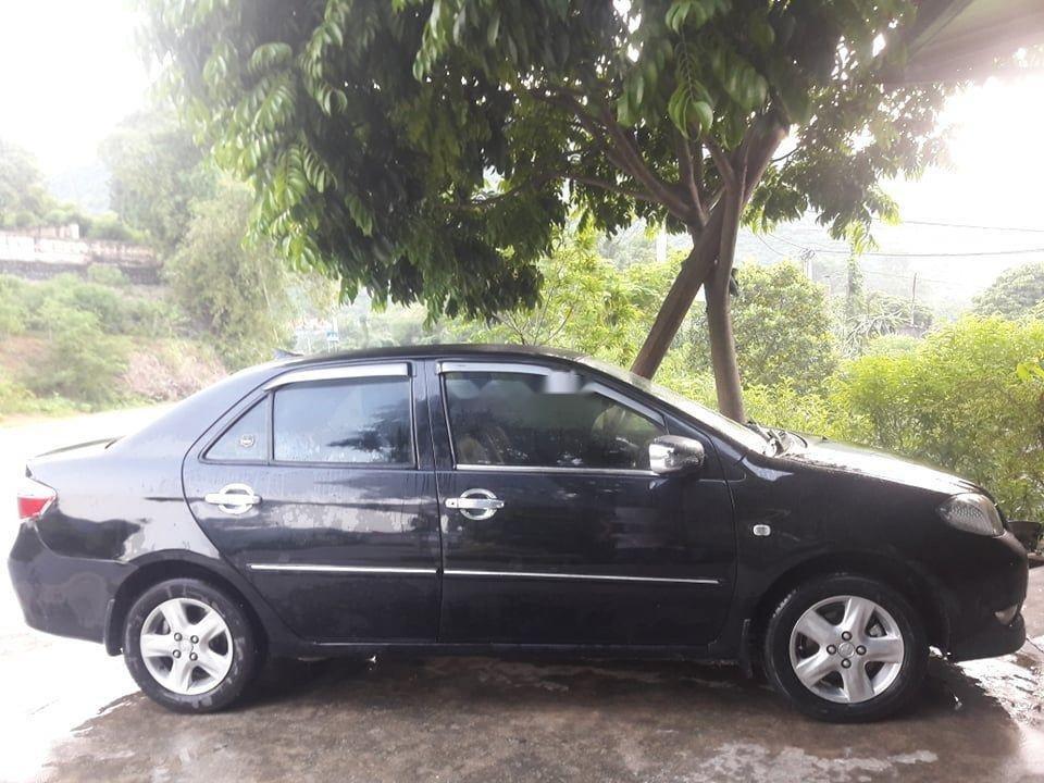 Cần bán Toyota Vios MT năm sản xuất 2005, xe gia đình (3)