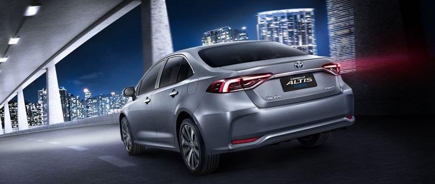 Toyota Corolla Altis 2020 đặt chân đến Indonesia, tiếp đến là Việt Nam a2