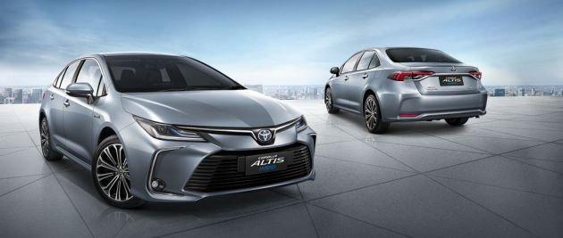 Toyota Corolla Altis 2020 đặt chân đến Indonesia, tiếp đến là Việt Nam 1