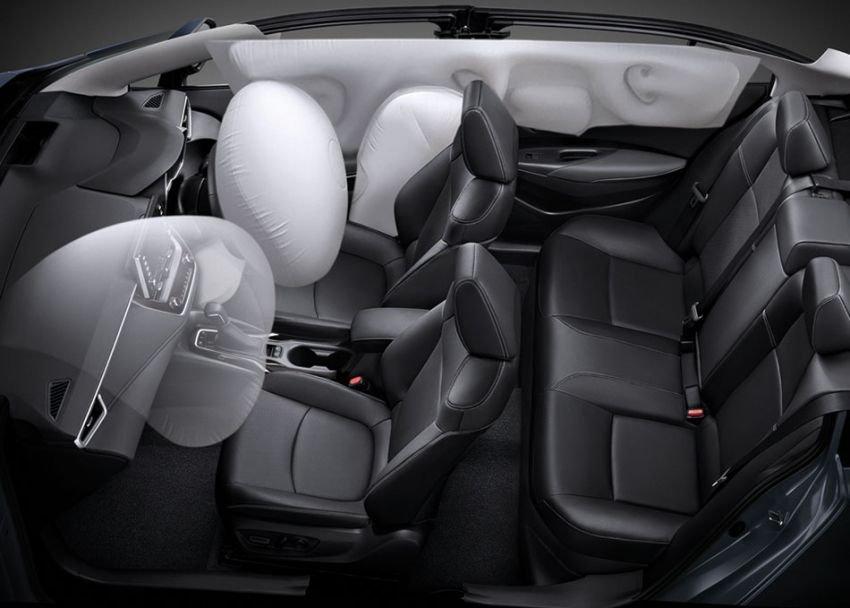 Toyota Corolla Altis 2020 đặt chân đến Indonesia, tiếp đến là Việt Nam a7
