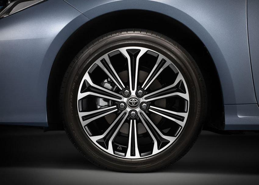 Toyota Corolla Altis 2020 đặt chân đến Indonesia, tiếp đến là Việt Nam a3