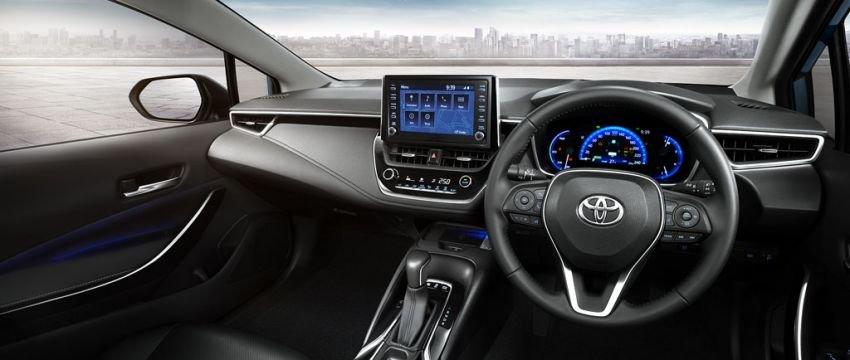 Toyota Corolla Altis 2020 đặt chân đến Indonesia, tiếp đến là Việt Nam a5