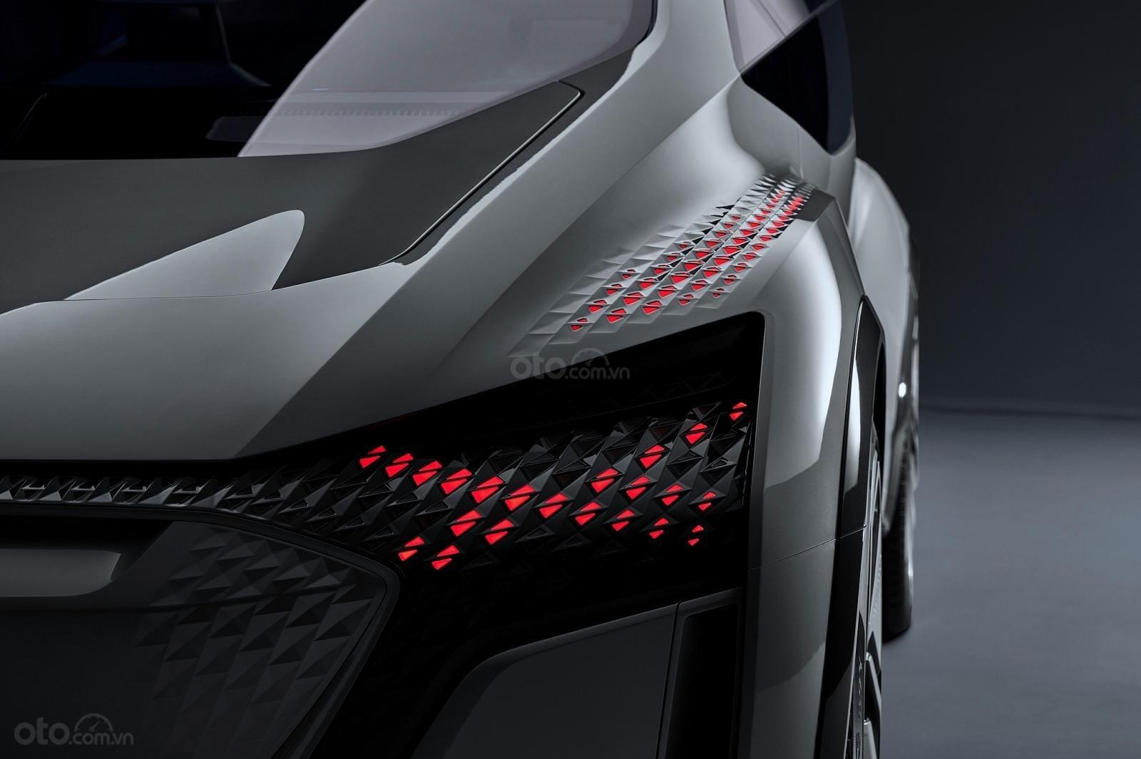 Audi giới thiệu đèn OLED kỹ thuật số phiên bản mới