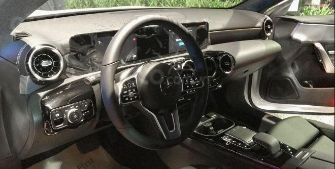 Mercedes-Benz CLA 2020 với nội thất bắt mắt