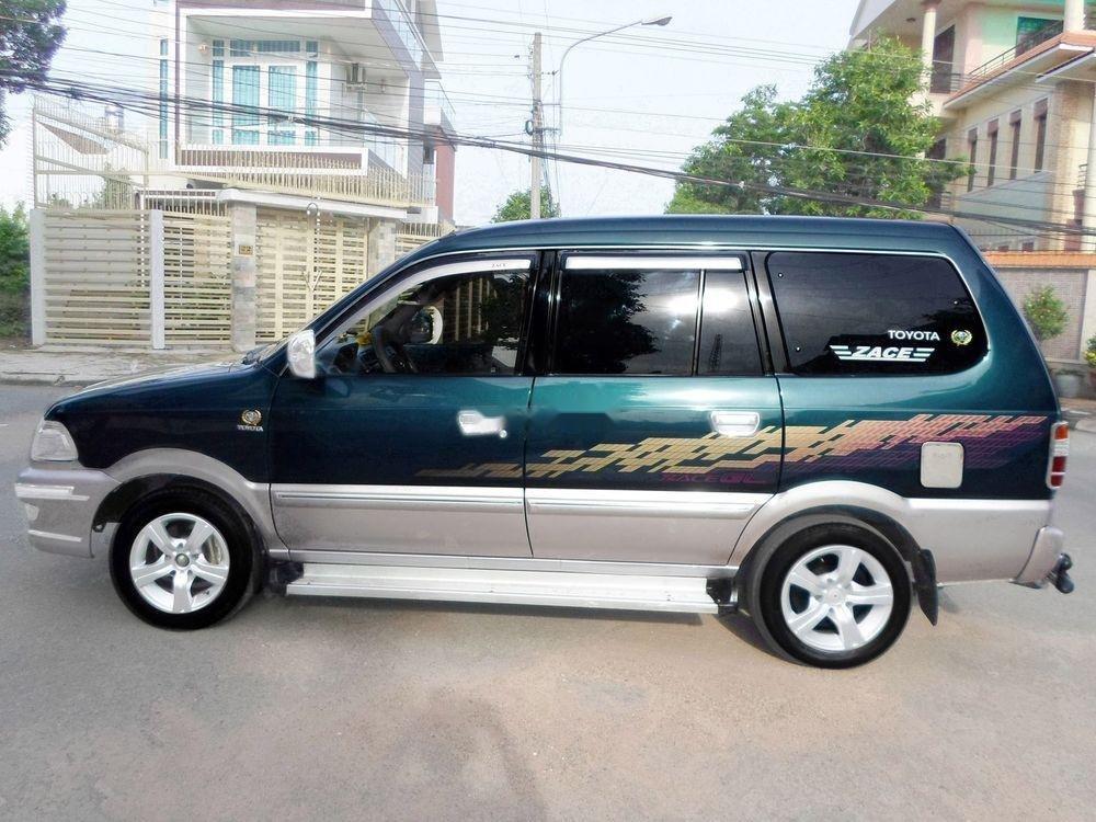 Bán Toyota Zace năm 2005, nhập khẩu, xe chính chủ còn mới, động cơ ổn định (2)