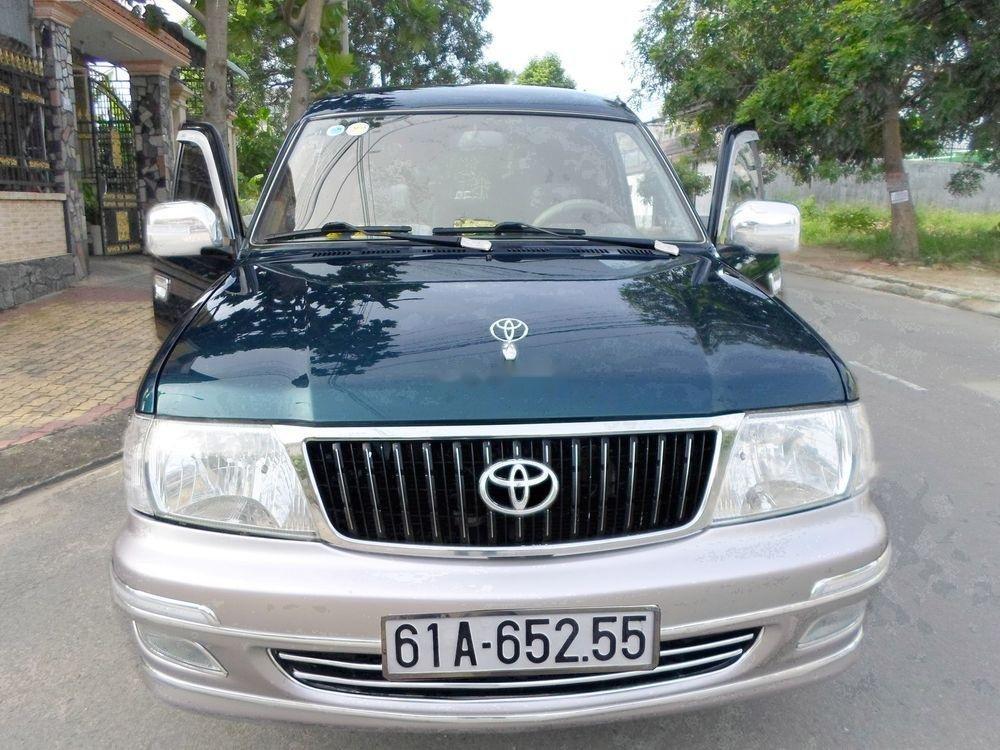 Bán Toyota Zace năm 2005, nhập khẩu, xe chính chủ còn mới, động cơ ổn định (1)