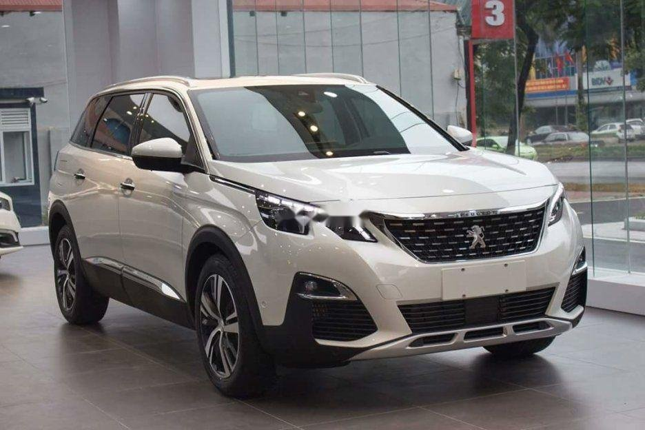 Bán ô tô Peugeot 5008 sản xuất 2019, màu trắng, giá siêu ưu đãi, giao nhanh (1)