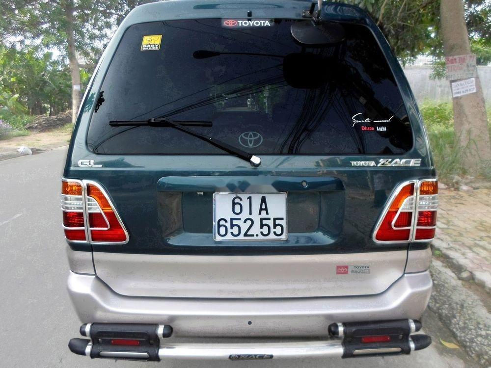 Bán Toyota Zace năm 2005, nhập khẩu, xe chính chủ còn mới, động cơ ổn định (3)