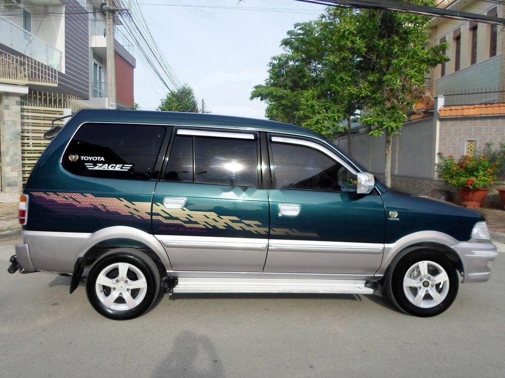 Bán Toyota Zace năm 2005, nhập khẩu, xe chính chủ còn mới, động cơ ổn định (4)
