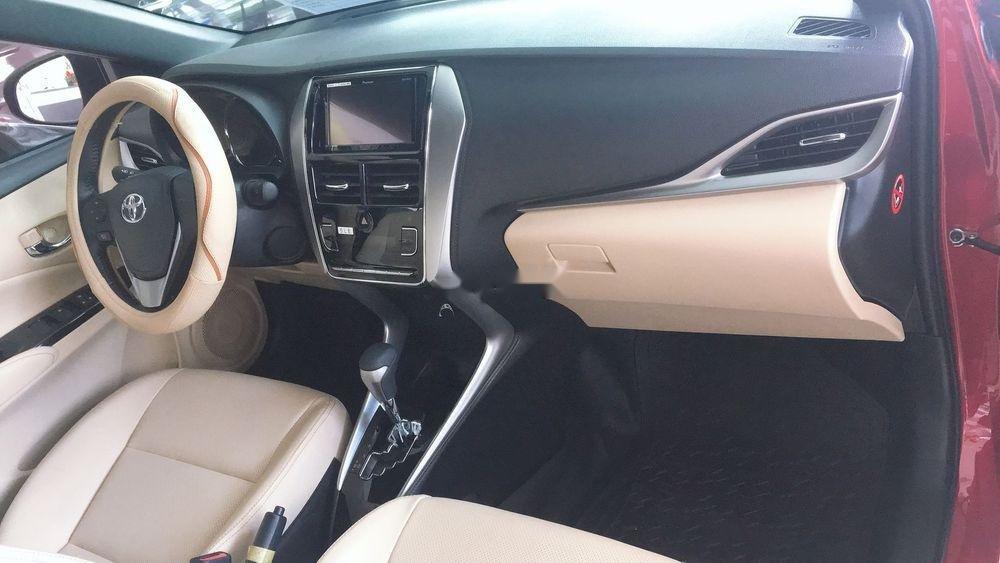 Cần bán xe Toyota Yaris 1.5G CVT năm 2019, xe nhập, giá thấp, giao nhanh (6)