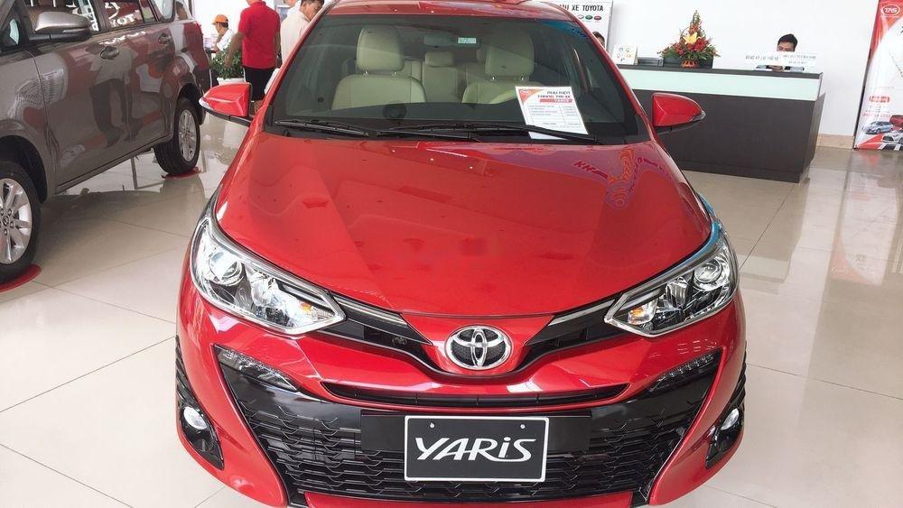 Cần bán xe Toyota Yaris 1.5G CVT năm 2019, xe nhập, giá thấp, giao nhanh (1)