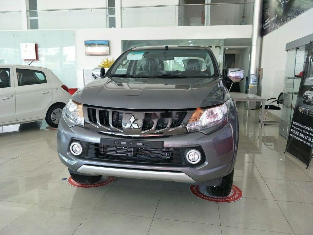Cần bán Mitsubishi Triton MT sản xuất 2019, nhập khẩu, giá thấp, giao nhanh toàn quốc (4)