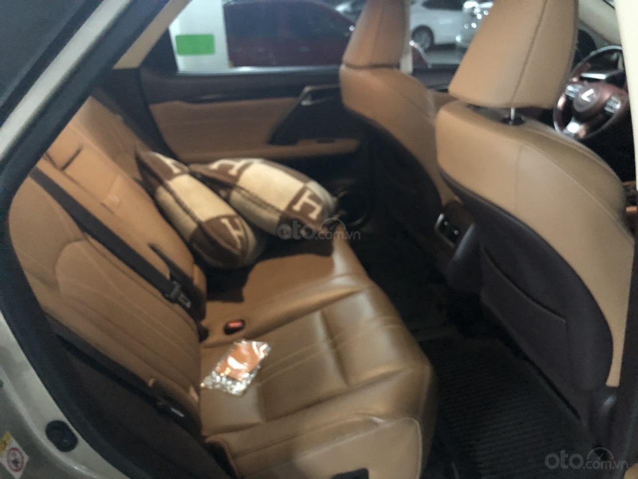 Bán xe Lexus RX 200t sản xuất 2016, màu vàng, xe nhập, chính chủ sử dụng (5)