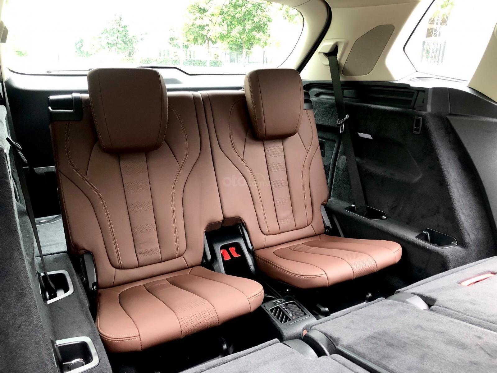BMW X5 Xdrive 40i 2019 SUV thể thao, mạnh mẽ, màu trắng, xe nhập khẩu Đức 5+2 chỗ (7)