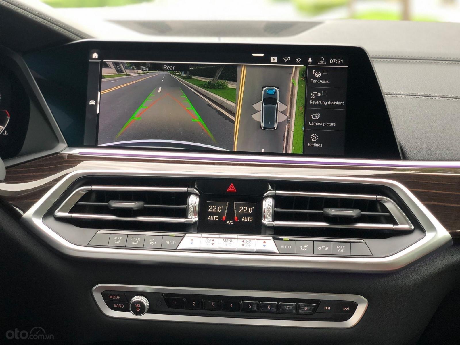 BMW X5 Xdrive 40i 2019 SUV thể thao, mạnh mẽ, màu trắng, xe nhập khẩu Đức 5+2 chỗ (9)