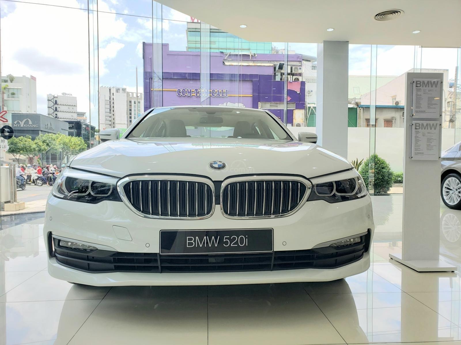 BMW Phú Nhuận - Khuyến mại giảm giá sốc chiếc xe BMW 5 Series 520i - 2019 (1)