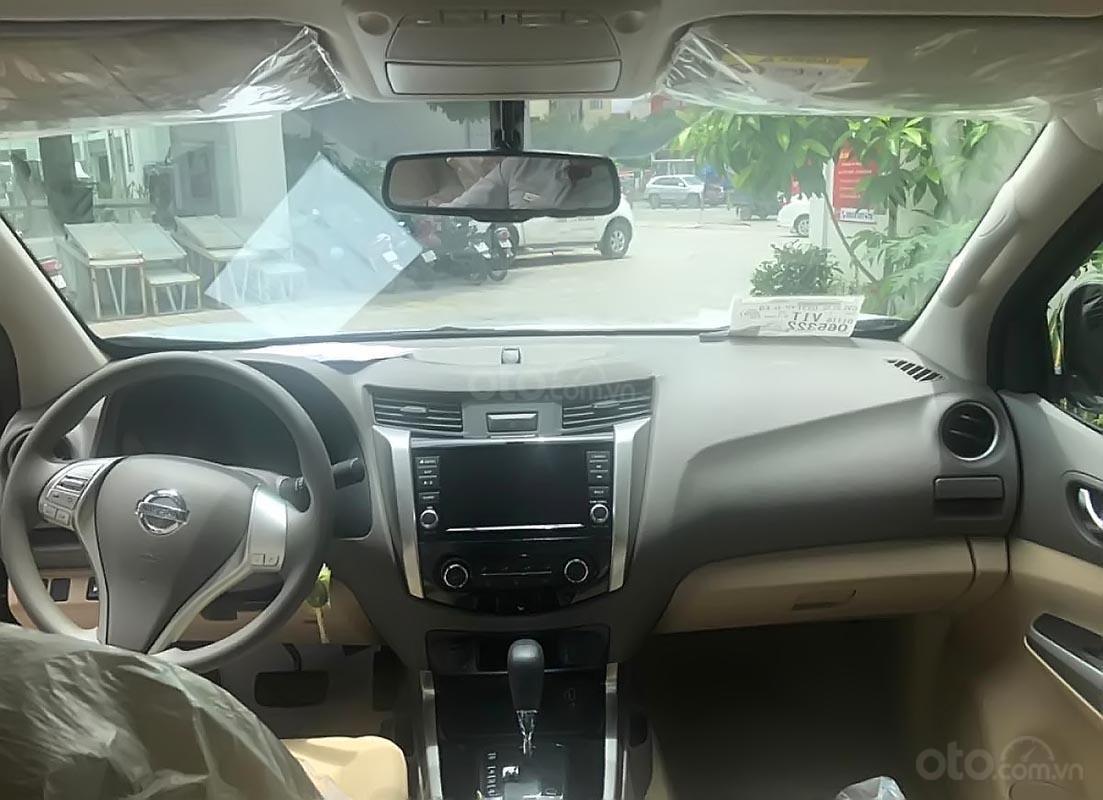 Bán Nissan Navara EL 2.5 AT 2WD năm 2019, màu nâu, xe nhập (4)