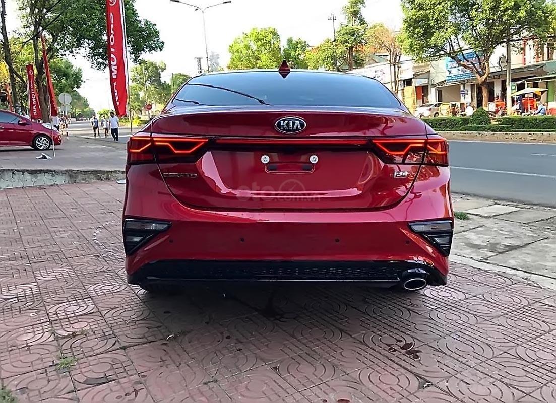 Bán Kia Cerato sản xuất năm 2019, màu đỏ (2)