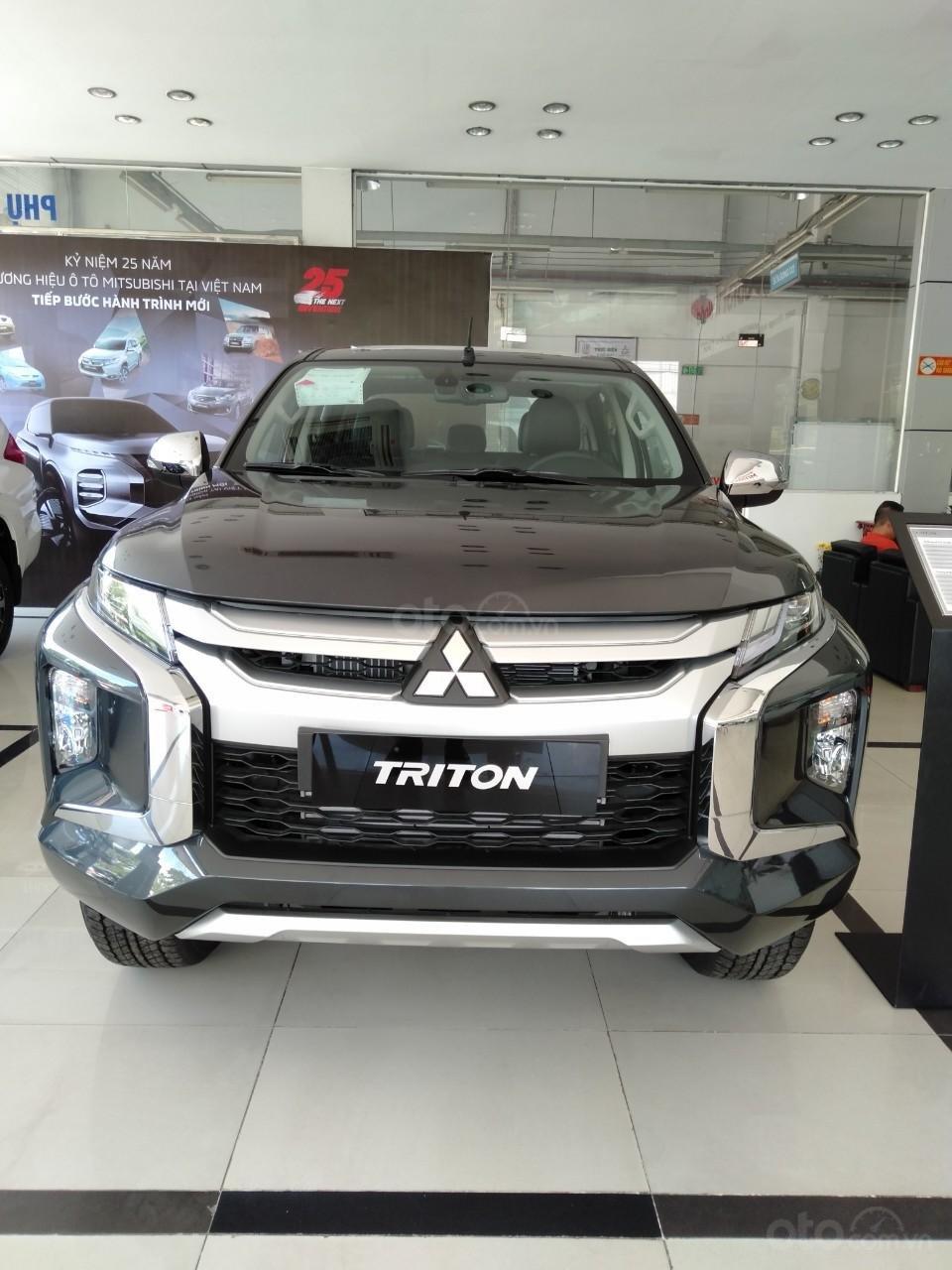 Nhanh tay sở hữu Mitsubishi Triton New 2019-1