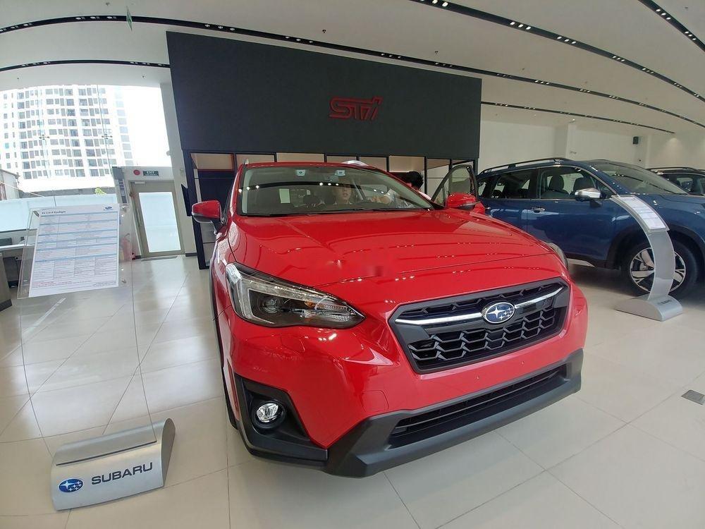 Cần bán Subaru XV đời 2019, màu đỏ, xe nhập (1)