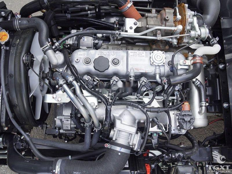 Cần bán xe Isuzu QKR 230 năm sản xuất 2019, màu trắng, xe nhập (9)