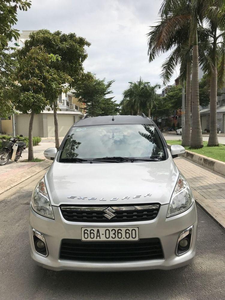 Bán xe Suzuki Ertiga 2016, nhập khẩu nguyên chiếc (2)