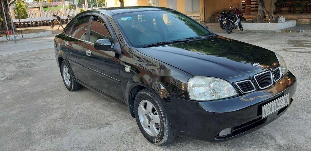 Bán ô tô Daewoo Lacetti sản xuất 2005, nhập khẩu, giá chỉ 160 triệu (1)