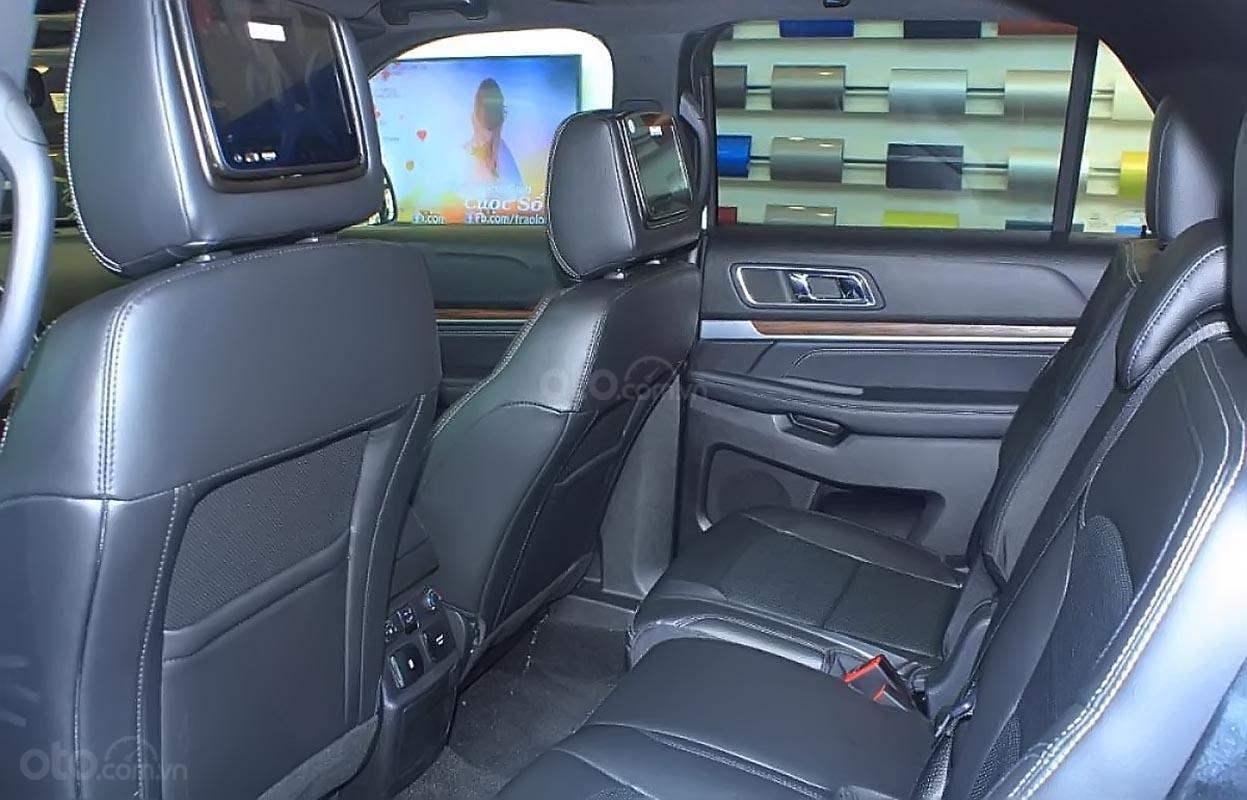 Bán Ford Explorer Limited 2.3L EcoBoost đời 2019, màu trắng, nhập khẩu nguyên chiếc (4)