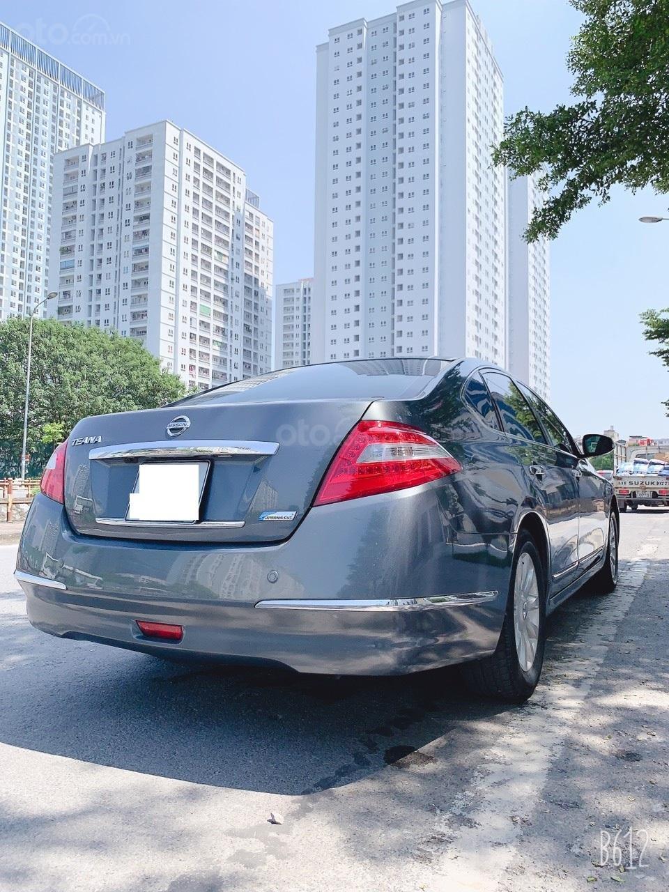 Bán Nissan Teana 2.0 SX năm 2010, biển Hà Nội. Xe gia đình đi rất giữ gìn-5