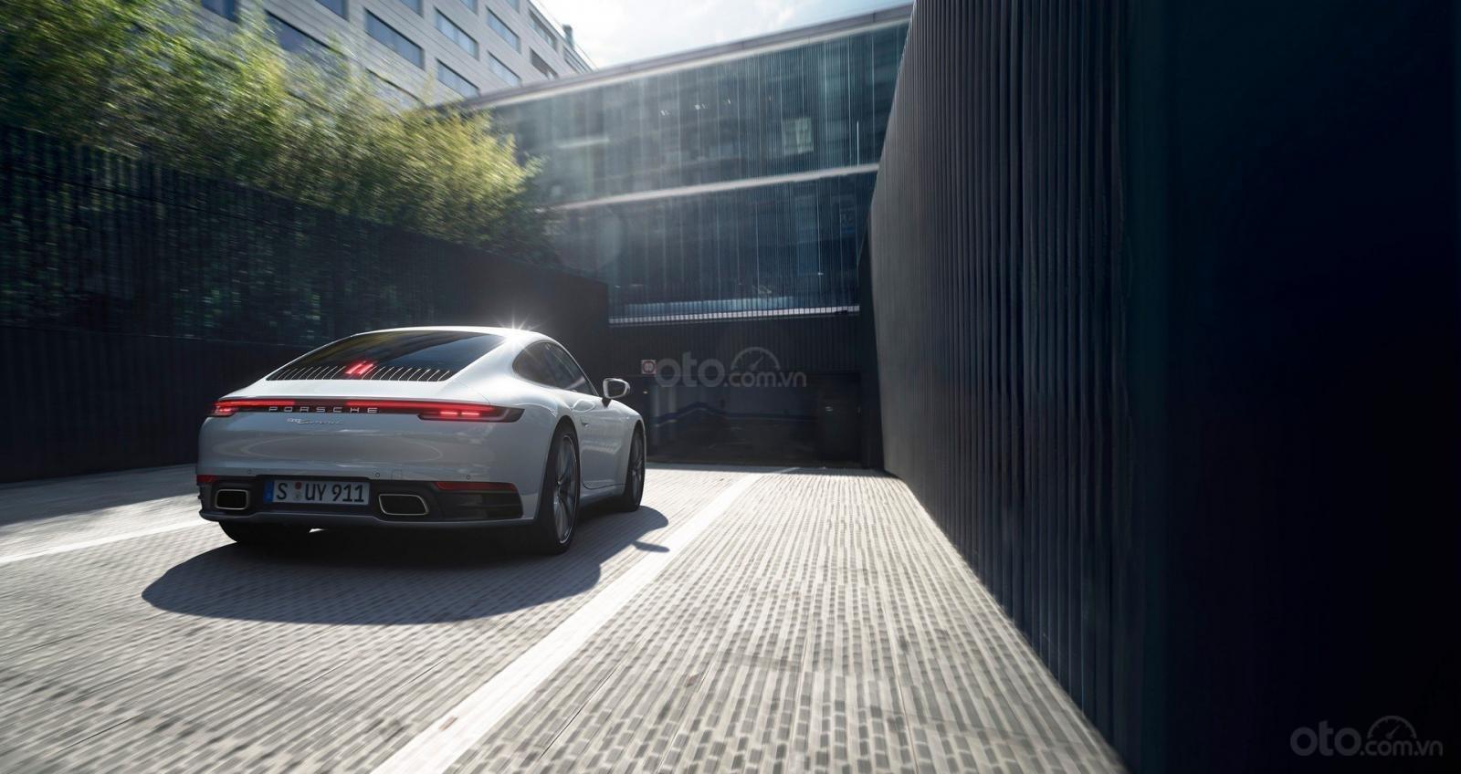 Chiêm ngưỡng Porsche 911 Carrera và 911 Carrera 4 Cabriolet 2020.