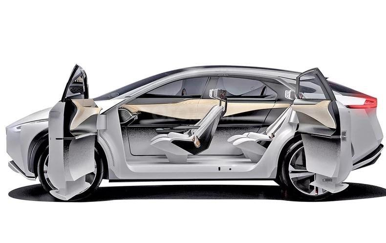 Nissan IMx concept - ảnh 2.