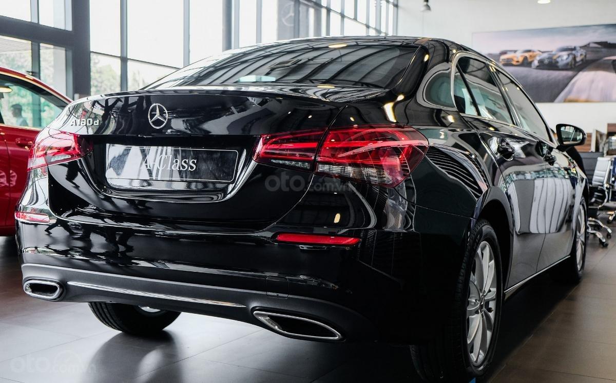 Mercedes A-Class 2019 sedan cải thiện về kích cỡ