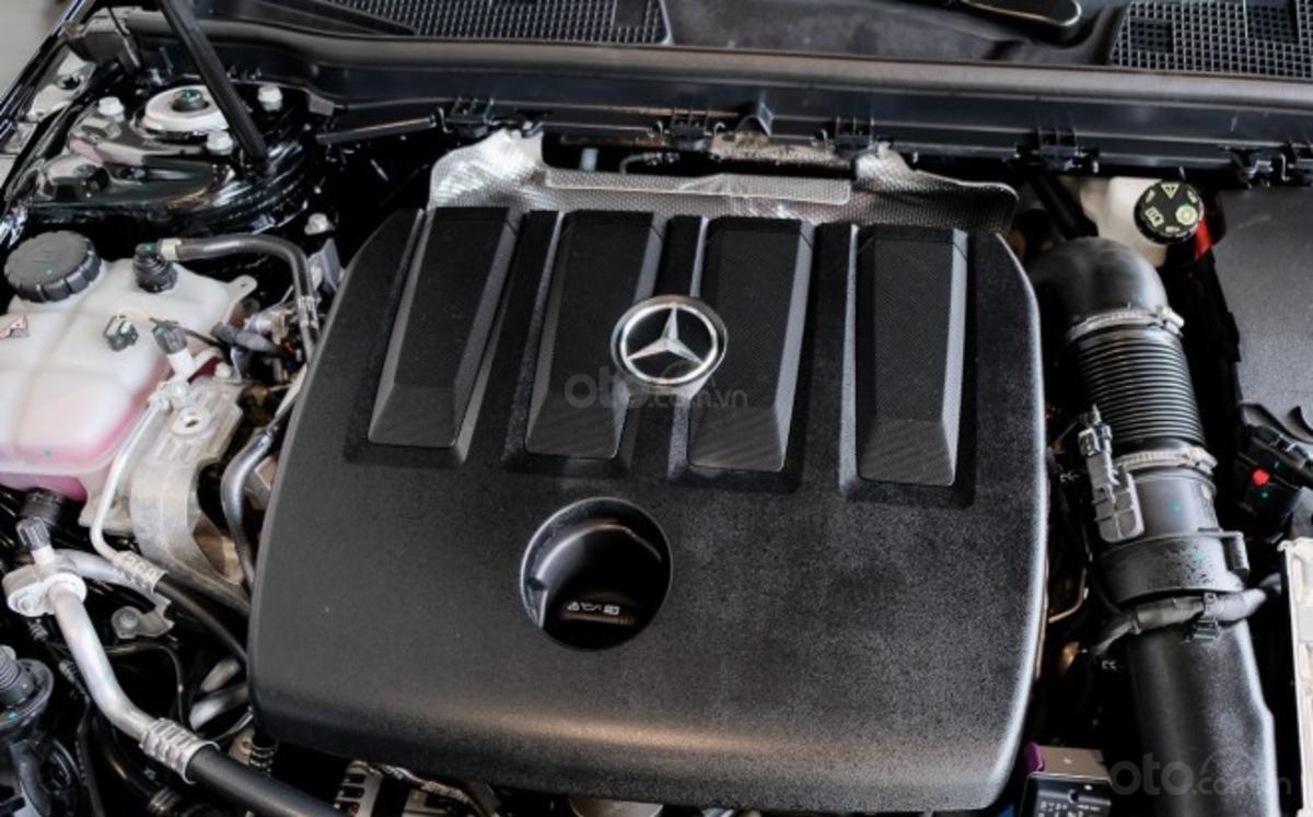 Mercedes A-Class 2019 sedan tích hợp động cơ dầu diesel