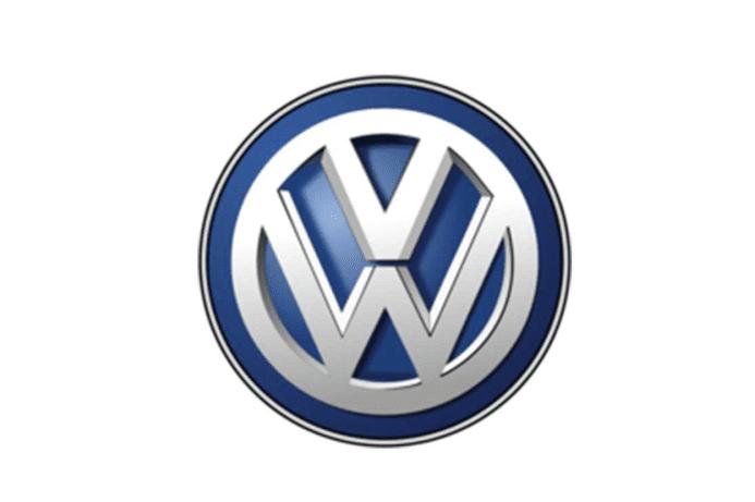Logo Volkswagen giai đoạn 2012-2019.