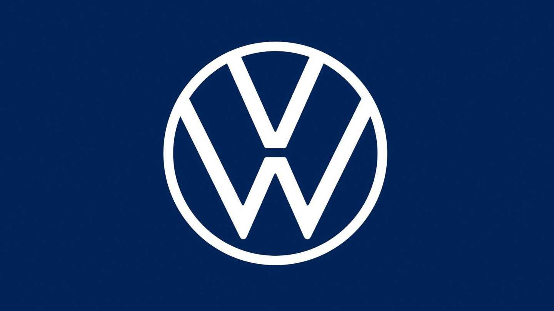 Logo mới của Volkswagen.