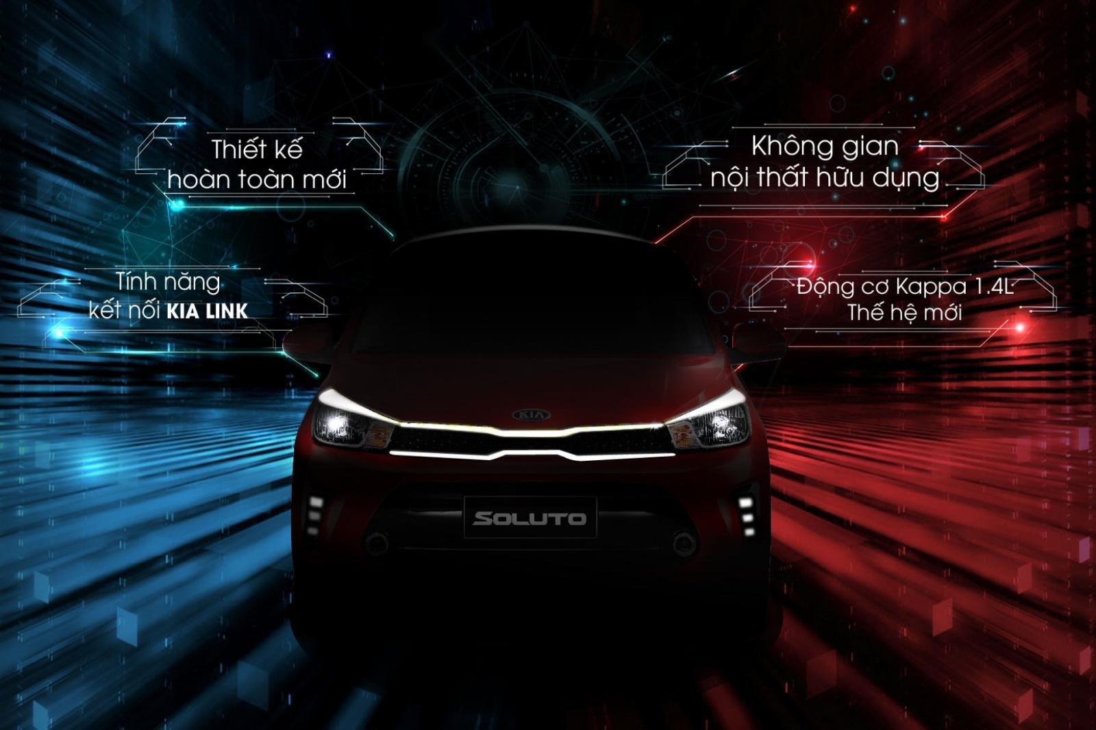 Hé lộ thông tin xe Kia Soluto 2019 sắp ra mắt, Kia Link lần đầu áp dụng a1