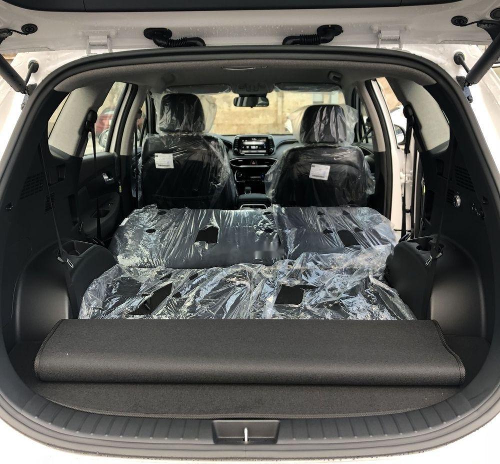 Bán xe Hyundai Santa Fe máy xăng tiêu chuẩn đời 2019, giao nhanh (7)