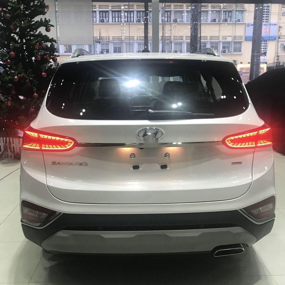 Bán xe Hyundai Santa Fe máy xăng tiêu chuẩn đời 2019, giao nhanh (2)