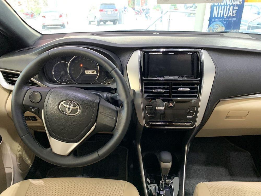 Cần bán Toyota Yaris 1.5G CVT năm 2019, nhập khẩu nguyên chiếc, giao nhanh (5)
