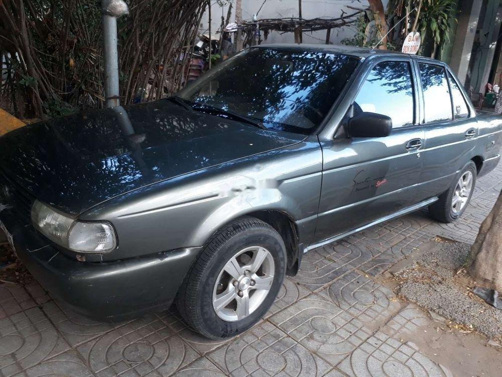 Cần bán Nissan Sunny sản xuất năm 1992, màu xám, xe nhập (5)