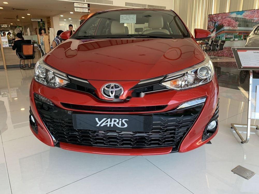Cần bán Toyota Yaris 1.5G CVT năm 2019, nhập khẩu nguyên chiếc, giao nhanh (1)