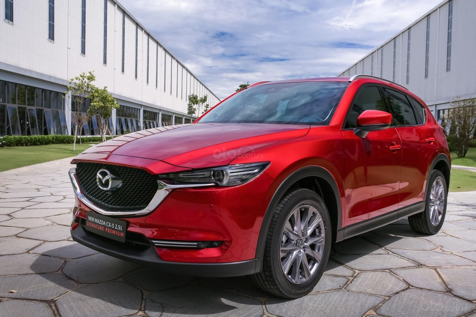Mazda CX5 mới giảm ngay tiền mặt 85 triệu, thủ tục ngân hàng đơn giản (1)