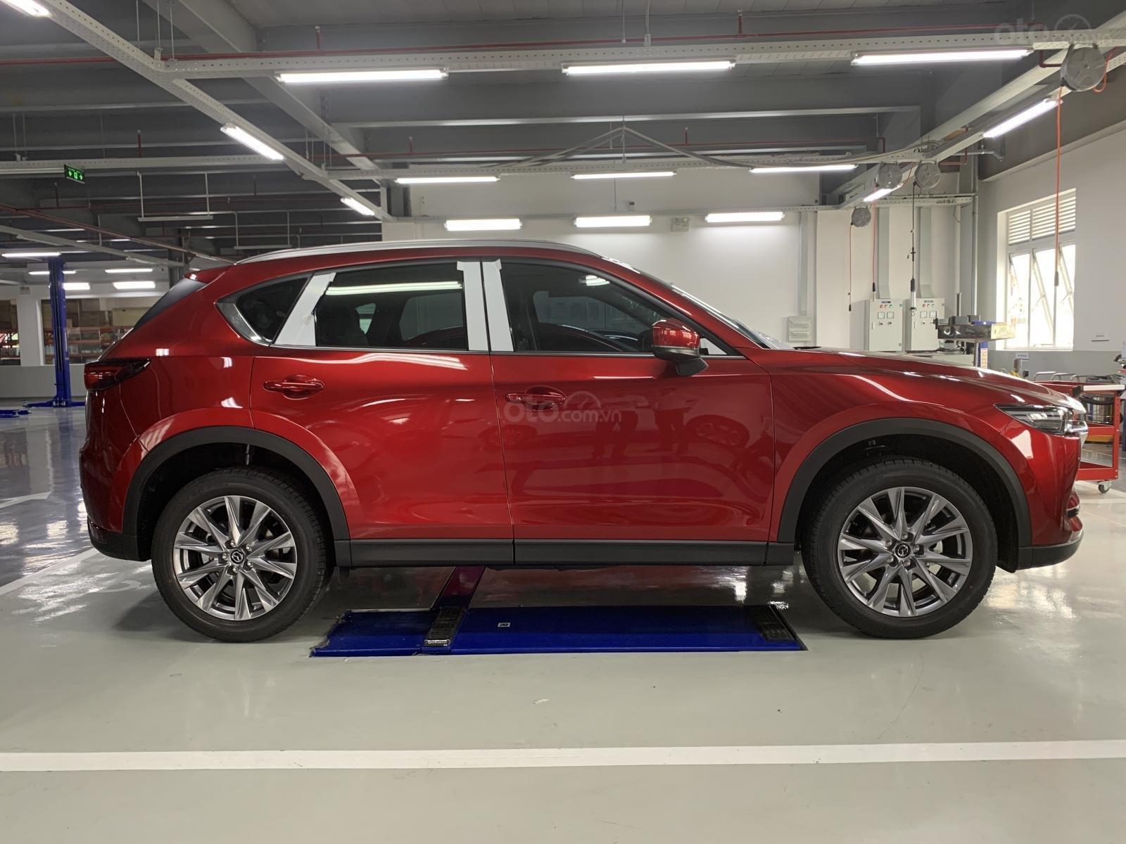 Mazda CX5 mới giảm ngay tiền mặt 85 triệu, thủ tục ngân hàng đơn giản (3)