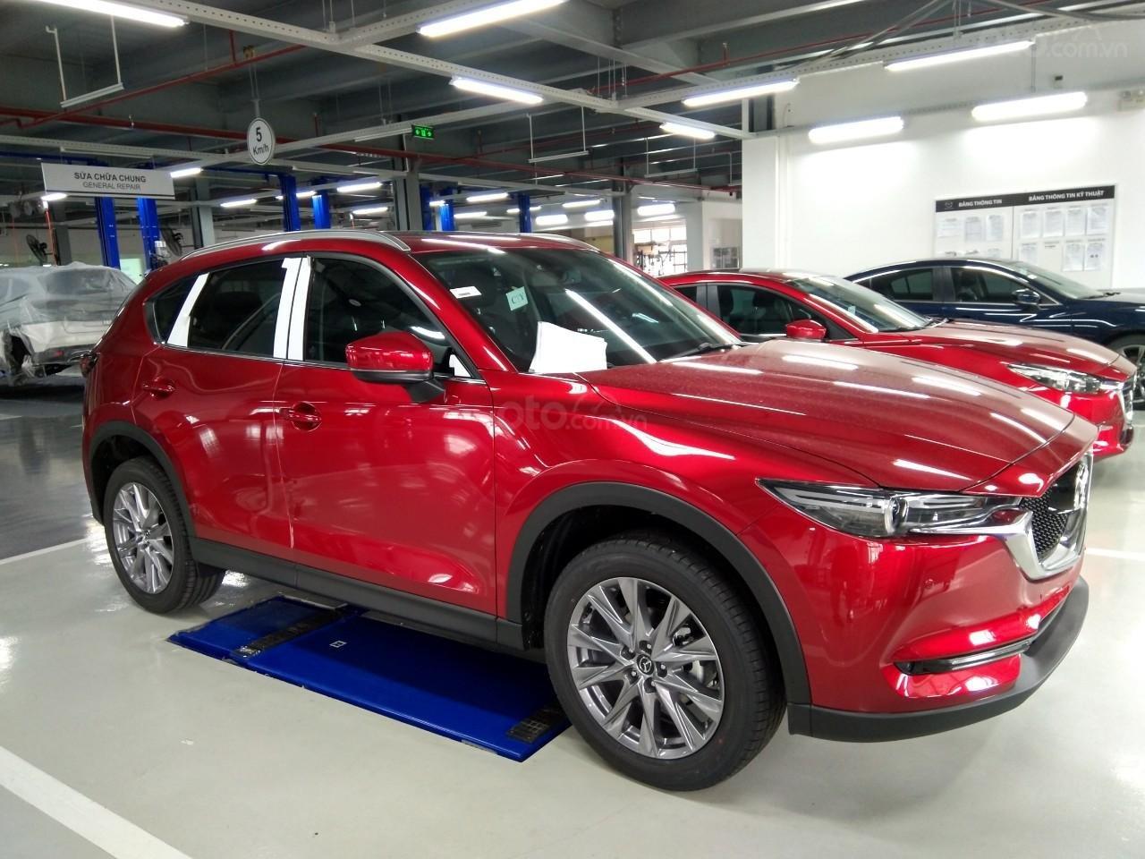 Mazda CX5 mới giảm ngay tiền mặt 85 triệu, thủ tục ngân hàng đơn giản (2)