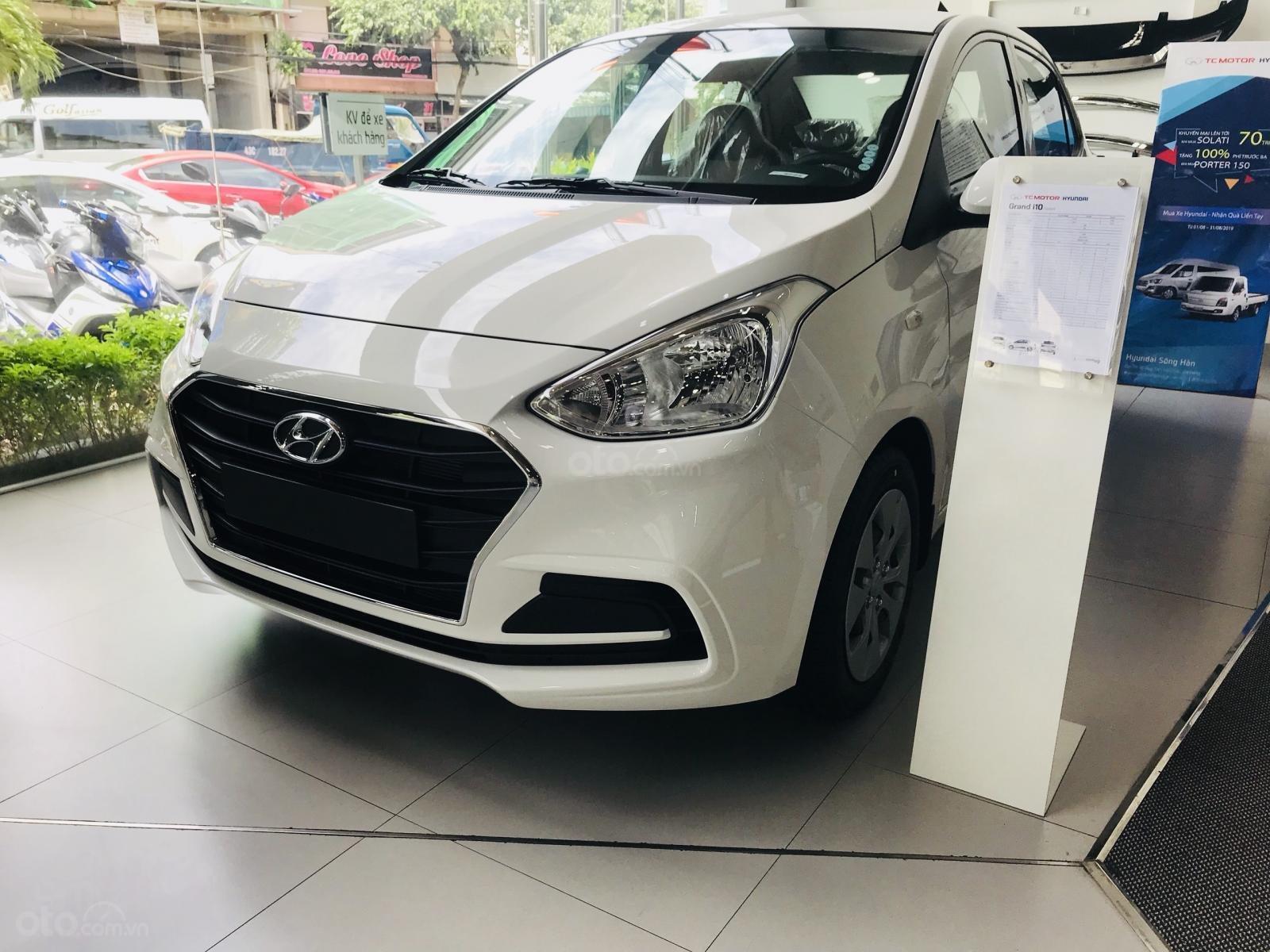 Chỉ 110 triệu sở hữu ngay Hyundai i10 2019, hotline: 0974064605 (5)