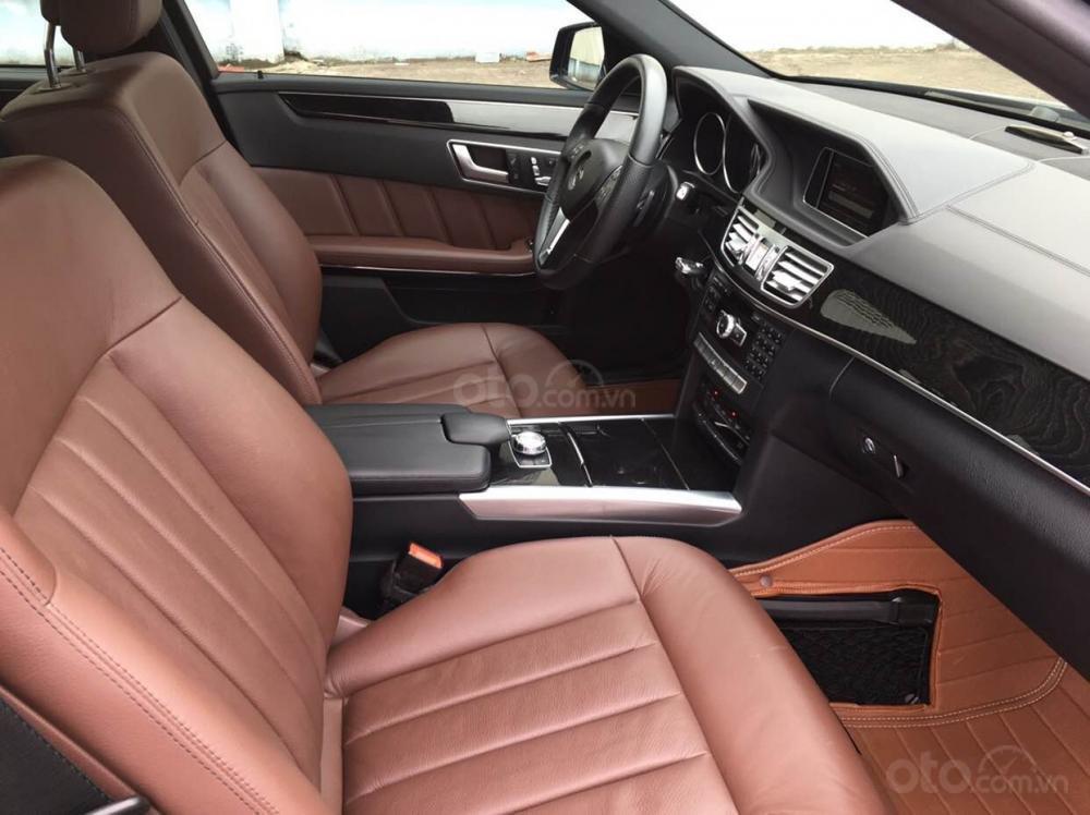 Bán xe Mercedes E250 màu đen model 2014 cũ giá tốt, trả trước 400 triệu nhận xe ngay (6)