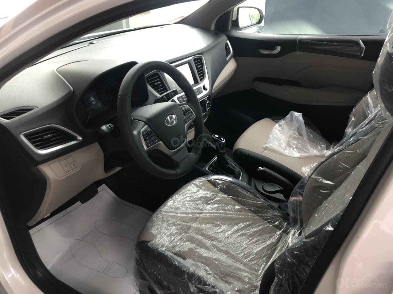 Bán Hyundai Accent 2019 - Giá tốt - xe sẵn - Bank bao đậu (8)