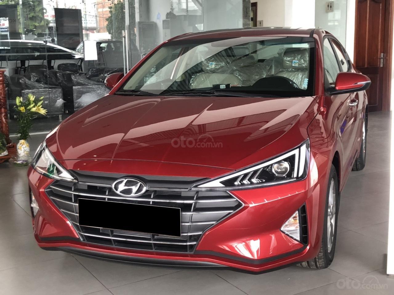 Hyundai Elentra 2019 - Giá tốt - Xe sẵn - Bank bao đậu (1)