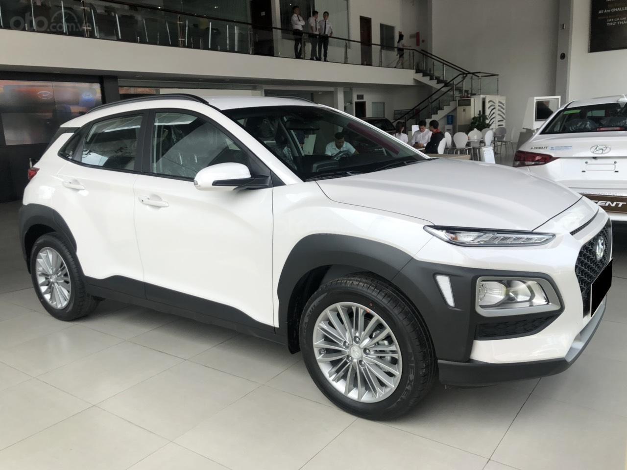 Hyundai Kona 2019 - Giá tốt - Xe sẵn - Bank bao đậu (3)