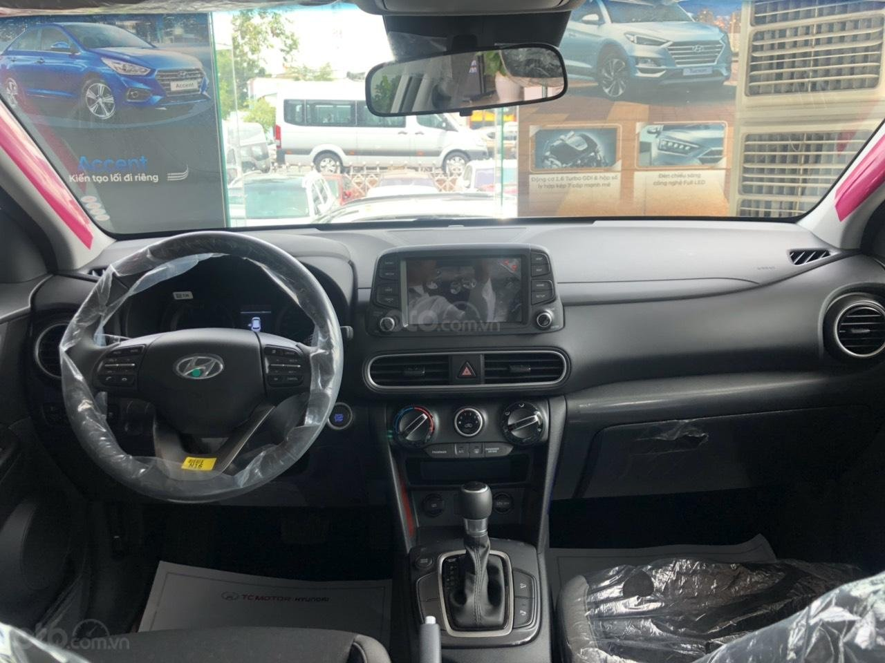 Hyundai Kona 2019 - Giá tốt - Xe sẵn - Bank bao đậu (7)